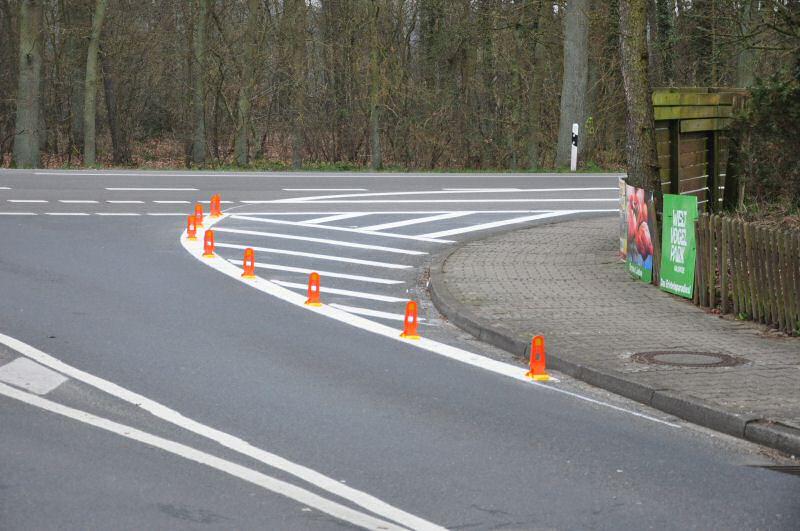 Mehr Sicherheit an der L 216 in Reppenstedt (Einmündung Schlesienstraße)
