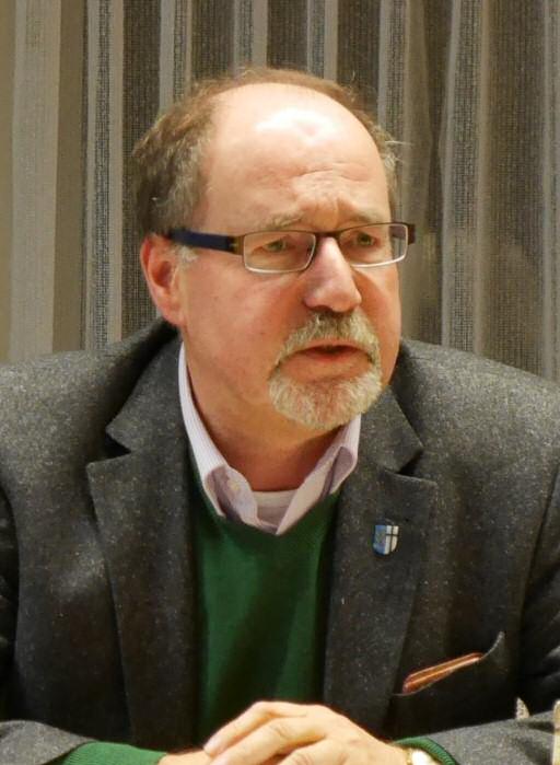 Holger Dirks im Ausschuss für Feuer, Ordnung und Soziales