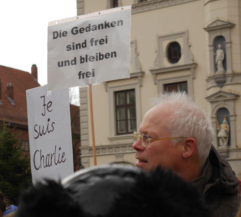 Peter Bollmann - Die Gedanken bleiben frei