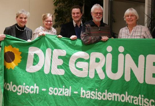 Vorstand der Grünen Gellersen