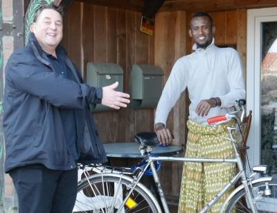 Mobilität für Flüchtlinge