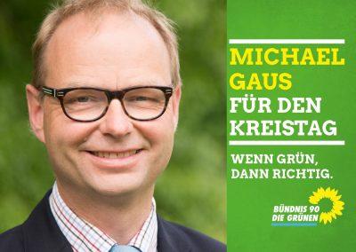 Michael Gaus für den Kreistag