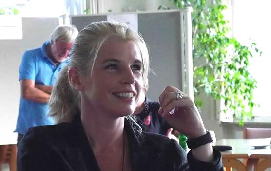 design. Samtgemeindebürgermeisterin Claudia Kalisch