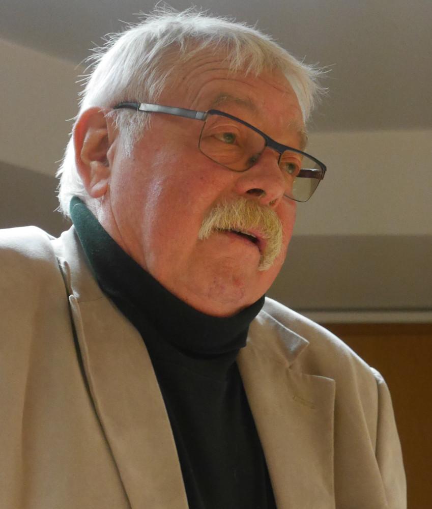 Reppenstedts neuer Bürgermeister Peter Bergen (CDU)