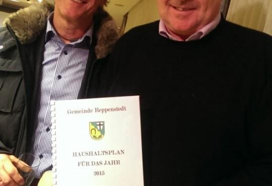 Christian Purps (SPD) und Klaus-Dieter Jansen (B90/GRÜNE)