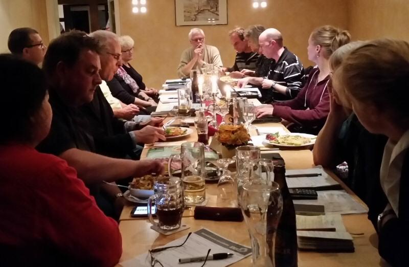 Mitgliederversammlung in Heiligenthal