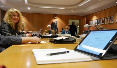 Ratssitzung in Reppenstedt