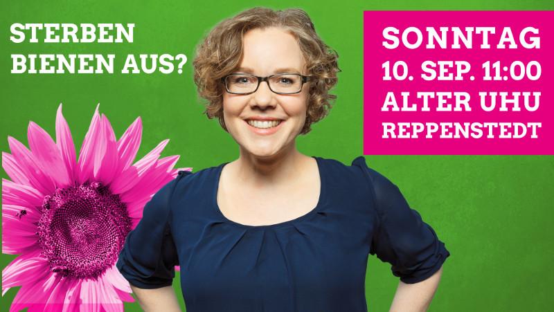 Gellerser Frühschoppen mit Julia Verlinden