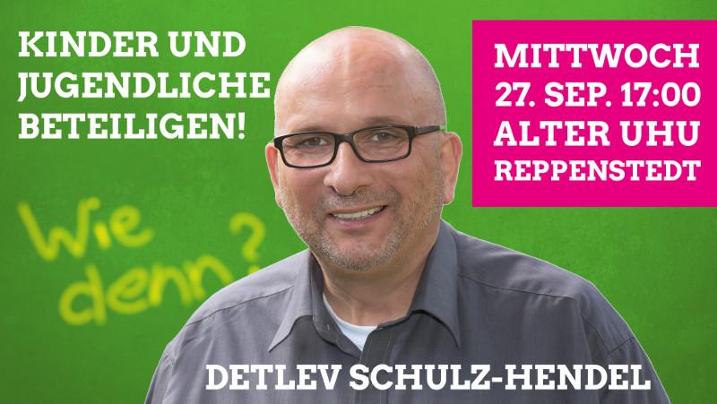 Detlev Schulz-Hendel über Jugendbeteiligung