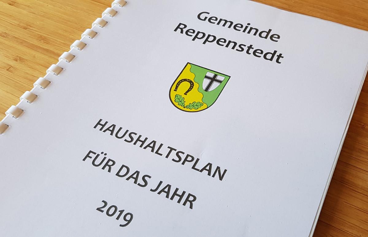 Zum Haushaltsplan 2019