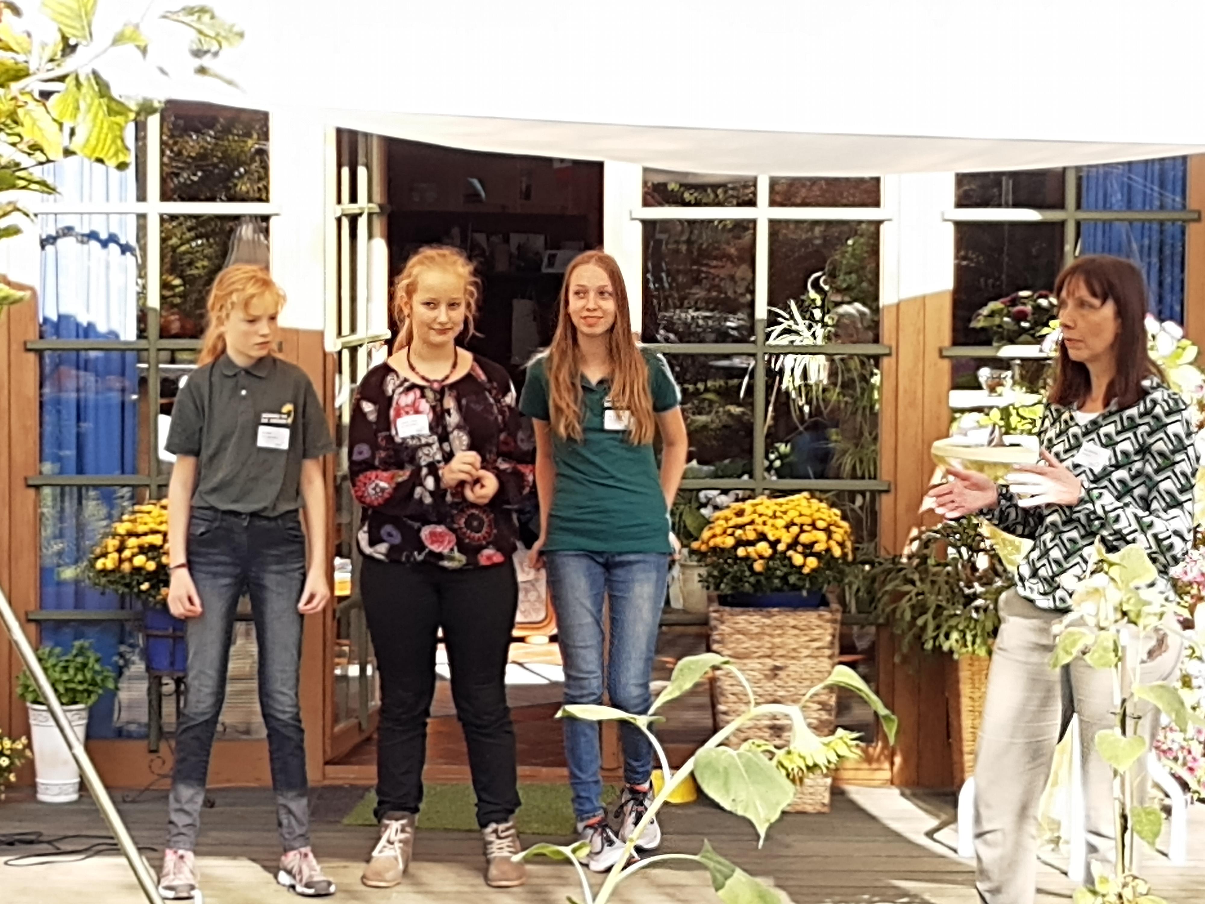zu Gast: Grüne Jugend Gellersen