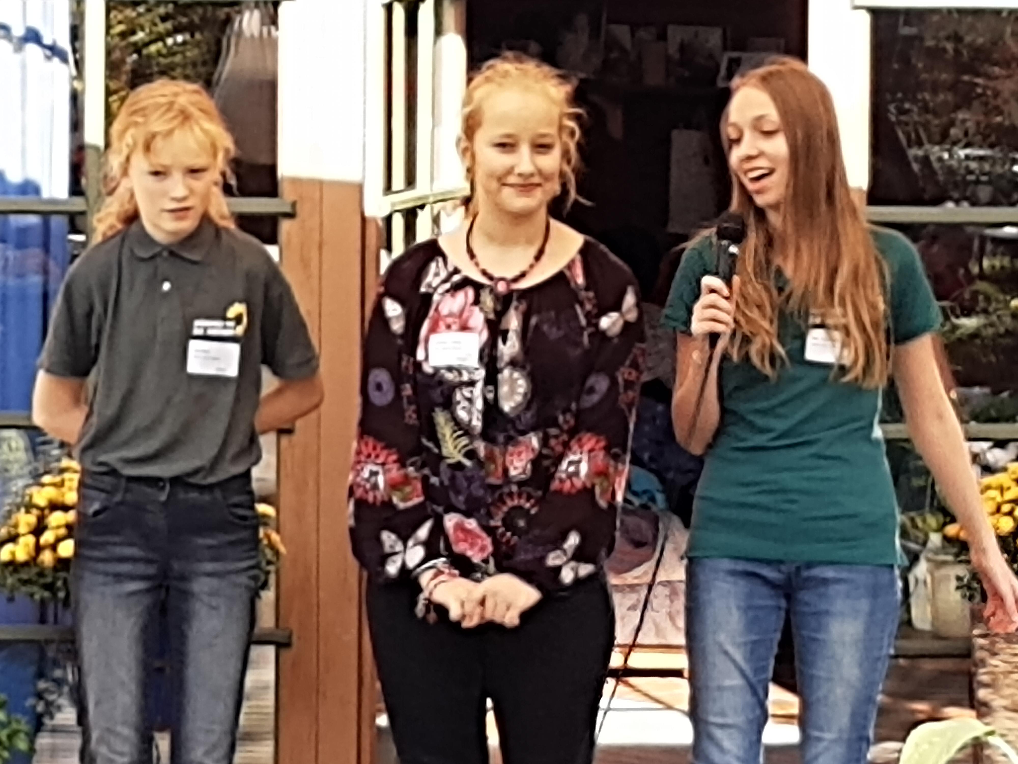 Die Grüne Jugend Gellersen zu Gast