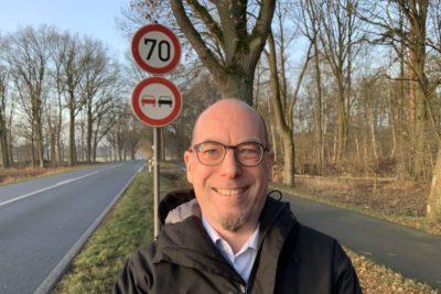 Ratsherr Oliver Kraemer