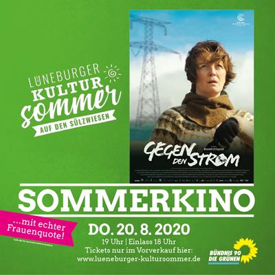 Grünes Sommerkino
