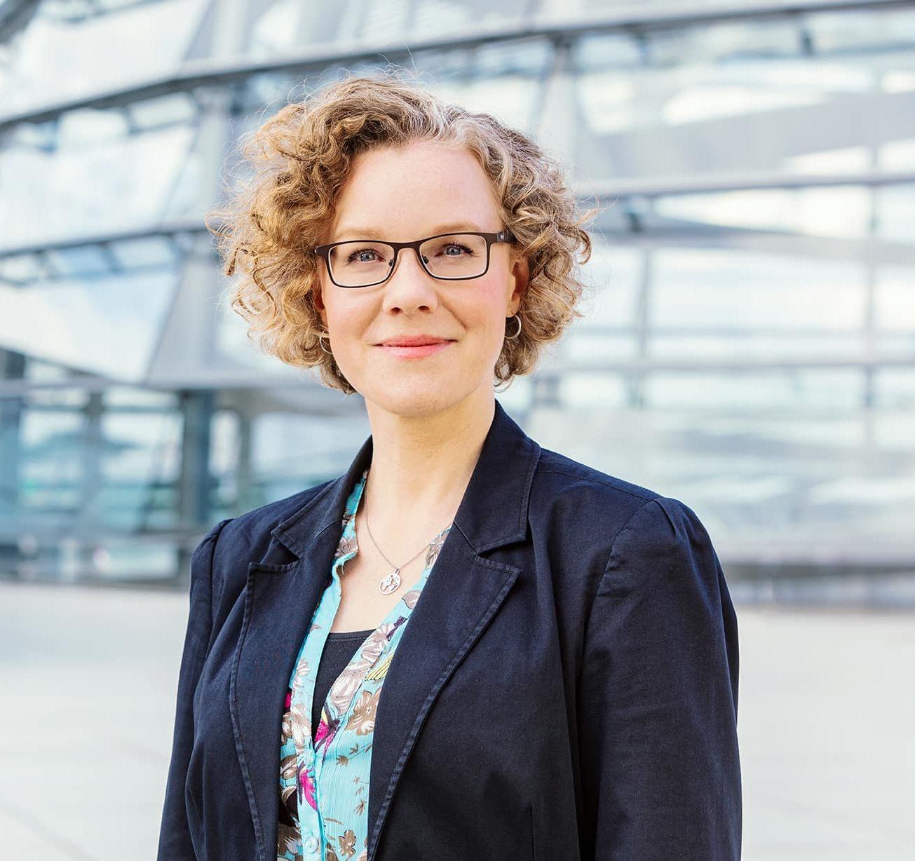 Dr. Julia Verlinden Sprecherin für Energiepolitik